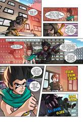 Spirit Legends - Issue 4 Page 5