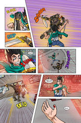 Spirit Legends - Issue 4 Page 4