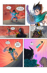 Spirit Legends - Issue 4 Page 8