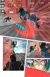 Spirit Legends - Issue 4 Page 9