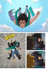 Spirit Legends - Issue 4 Page 15