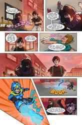 Spirit Legends - Issue 4 Page 17