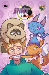 Spirit Legends - Issue 5 Cover