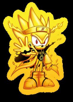 Sonic Uzumaki - Chaos Mode