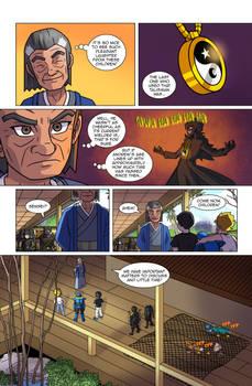 Spirit Legends - Issue 5 Page 12