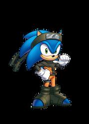 Sonic Uzumaki