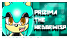 Prizima stamp by Lazarian96