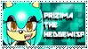 Prizima stamp by Lazarian96