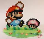 Mario - Mini Beads