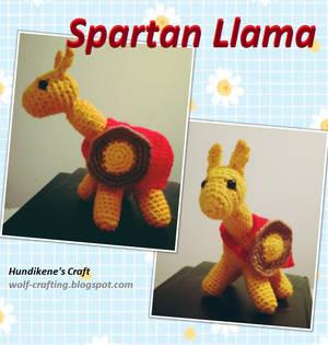 My goal - Spartan Llama