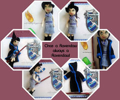 Proud to be Ravenclaw student!