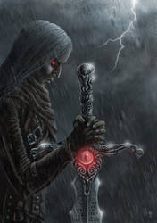 Elric and Stormbringer
