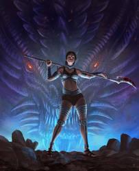 Lady Dragonne
