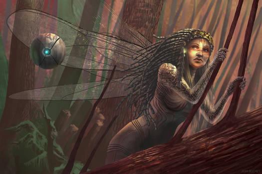 Electric Fairy #3
