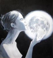 moon by m2mazzara