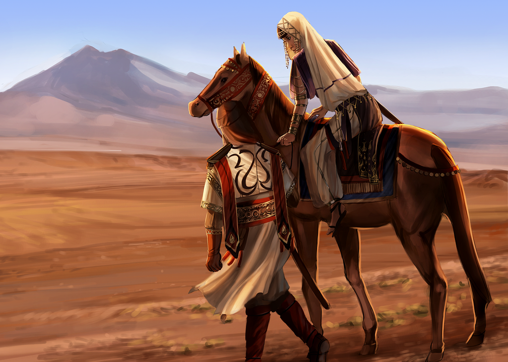 journey by adelruna