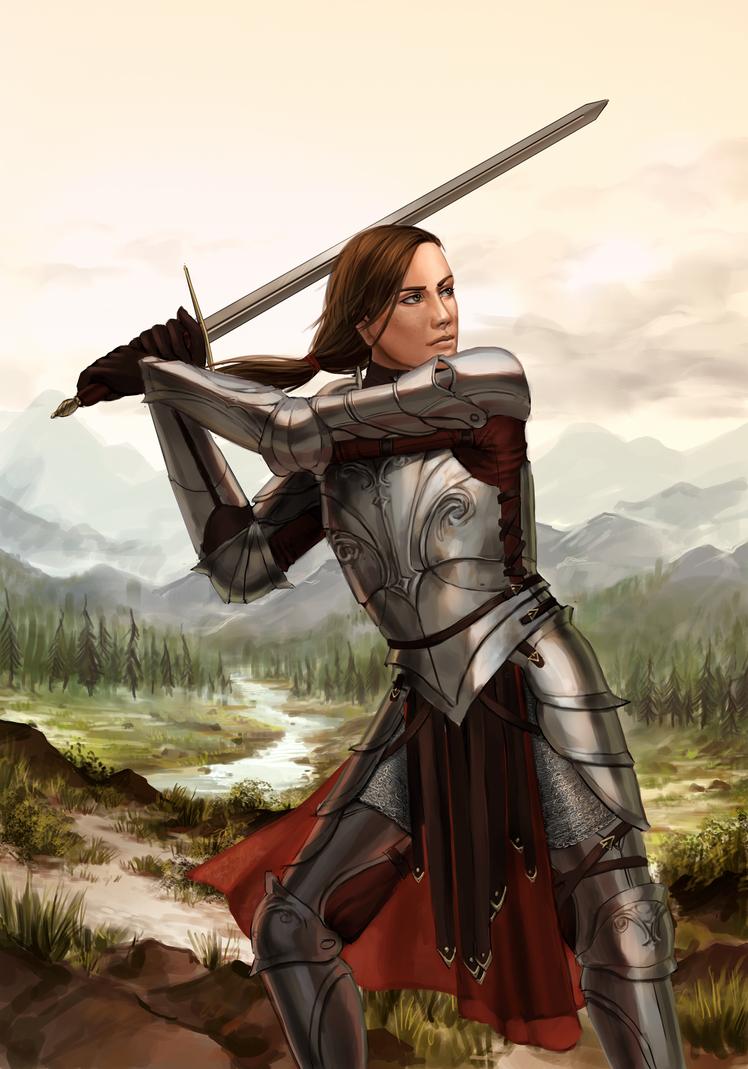 Lady Bernice Trotter by adelruna