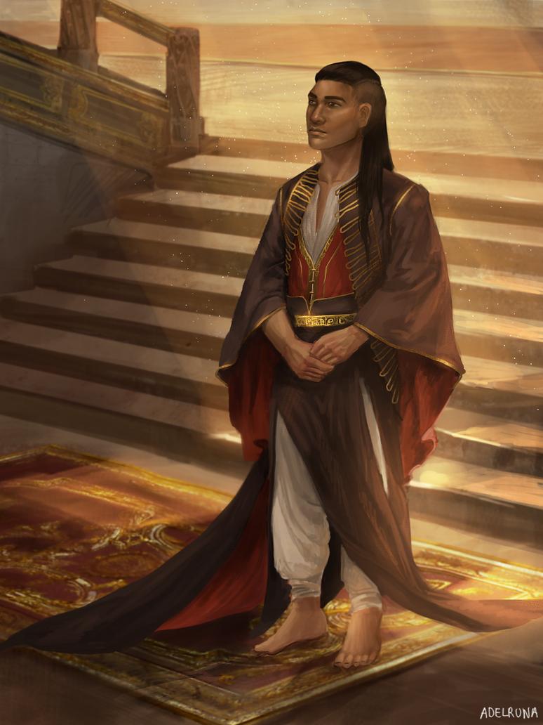 King Kallis by adelruna