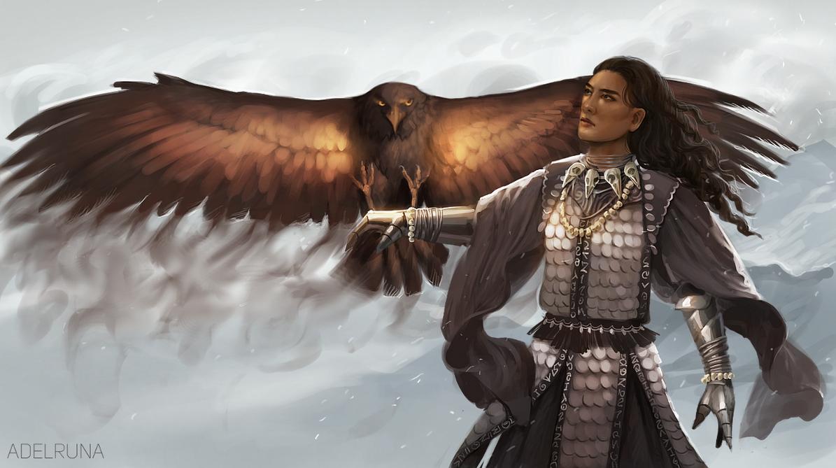 conjurer by adelruna