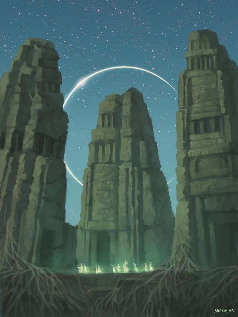 bones of an empire by adelruna