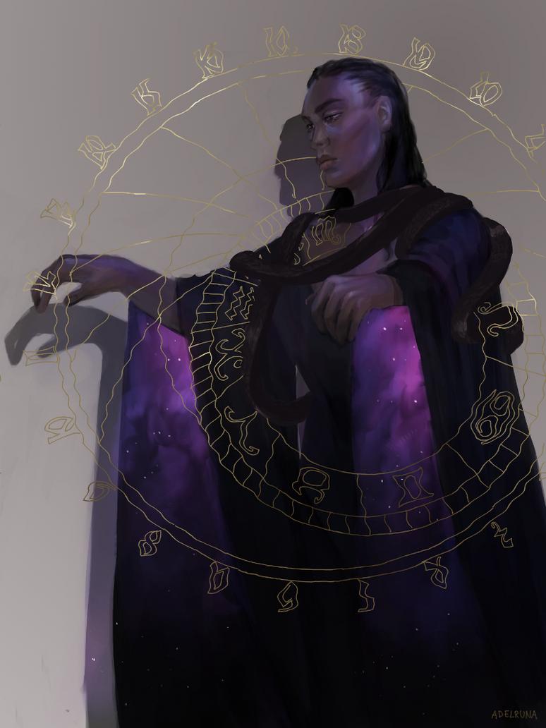 universe by adelruna