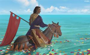 sea prince by adelruna
