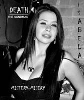 JUST ME... DEATH MUAHAHAHA by Mistery-Misery
