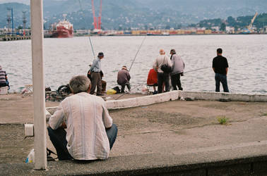 Batumi port 1 by optical-flare