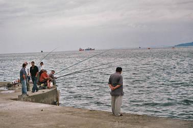 Batumi port 2 by optical-flare