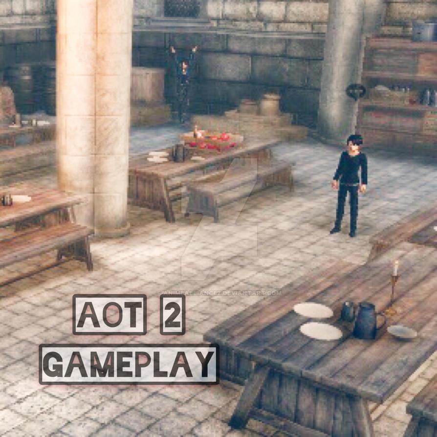 AoT 2 by AnimeAllianceZ