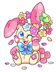 Plusle and Comfey's Easter! - Charity Guild 2019