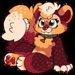 Cherry Pie the Pine Marten!