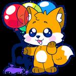 Foxy the Fox!