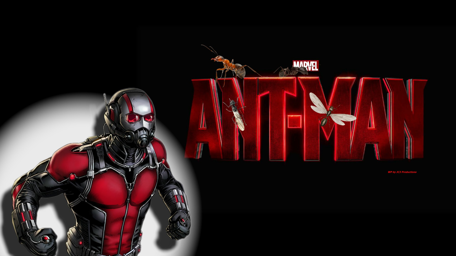 Ant-Man Wallpaper - 4b by Curtdawg53