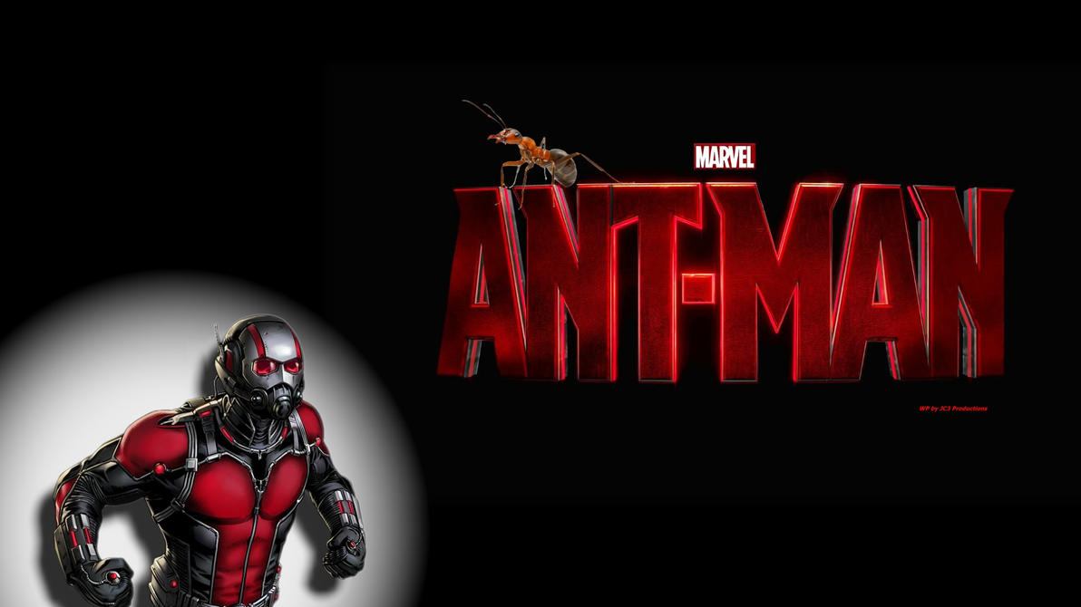 Ant-Man Wallpaper - 4a by Curtdawg53