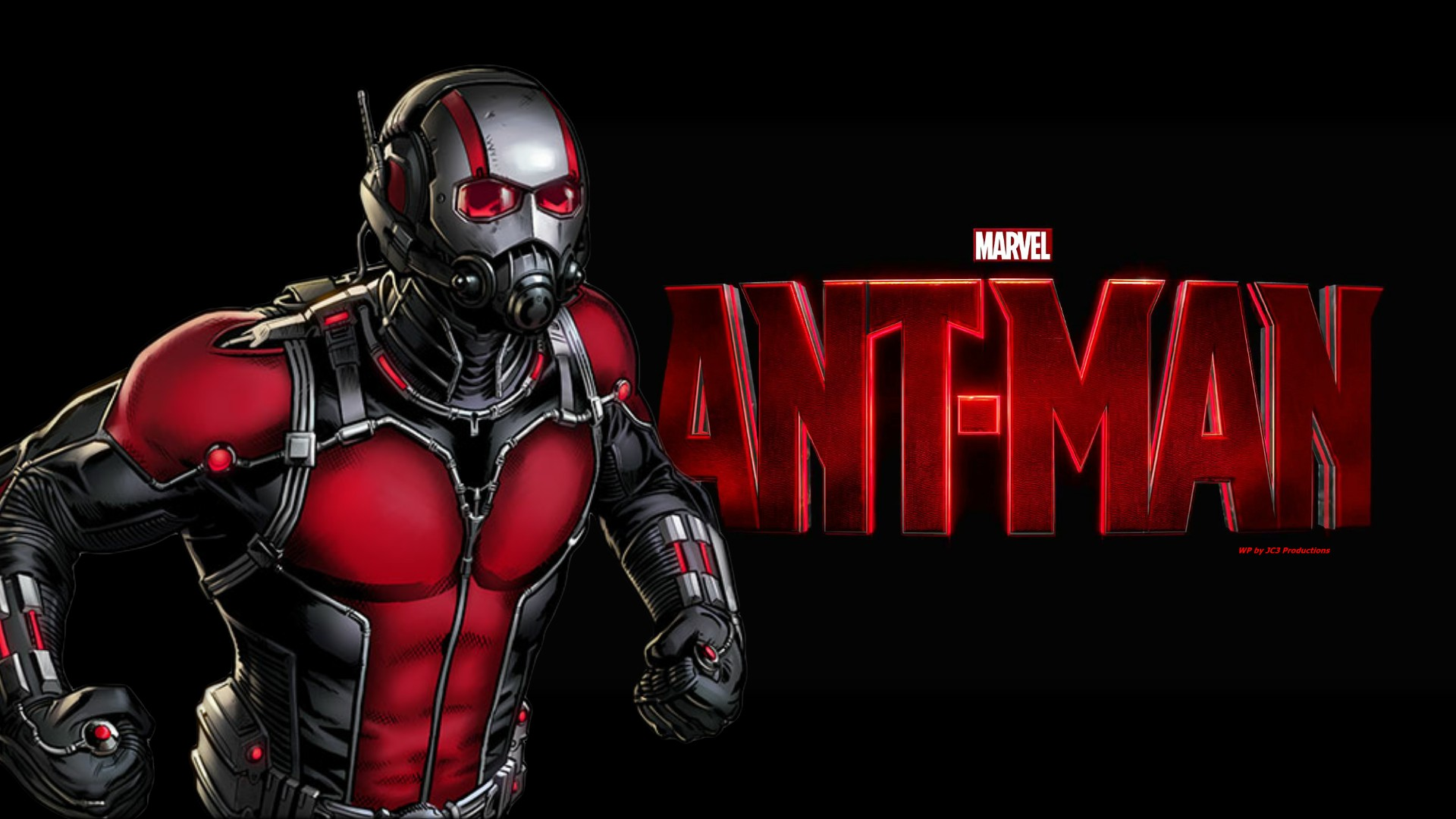 Ant-Man 3  by Curtdawg53