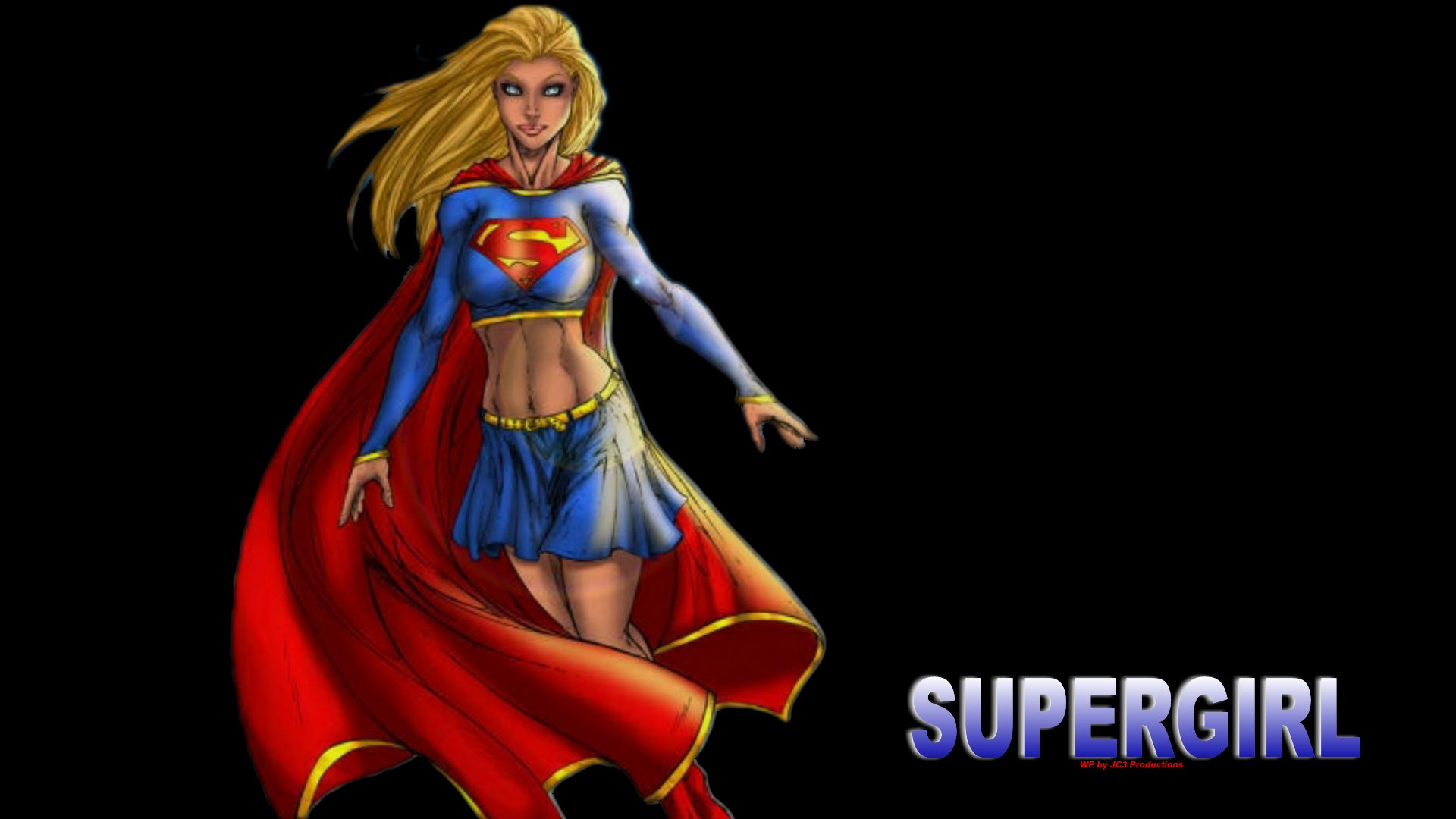 Supergirl - Alone by Curtdawg53
