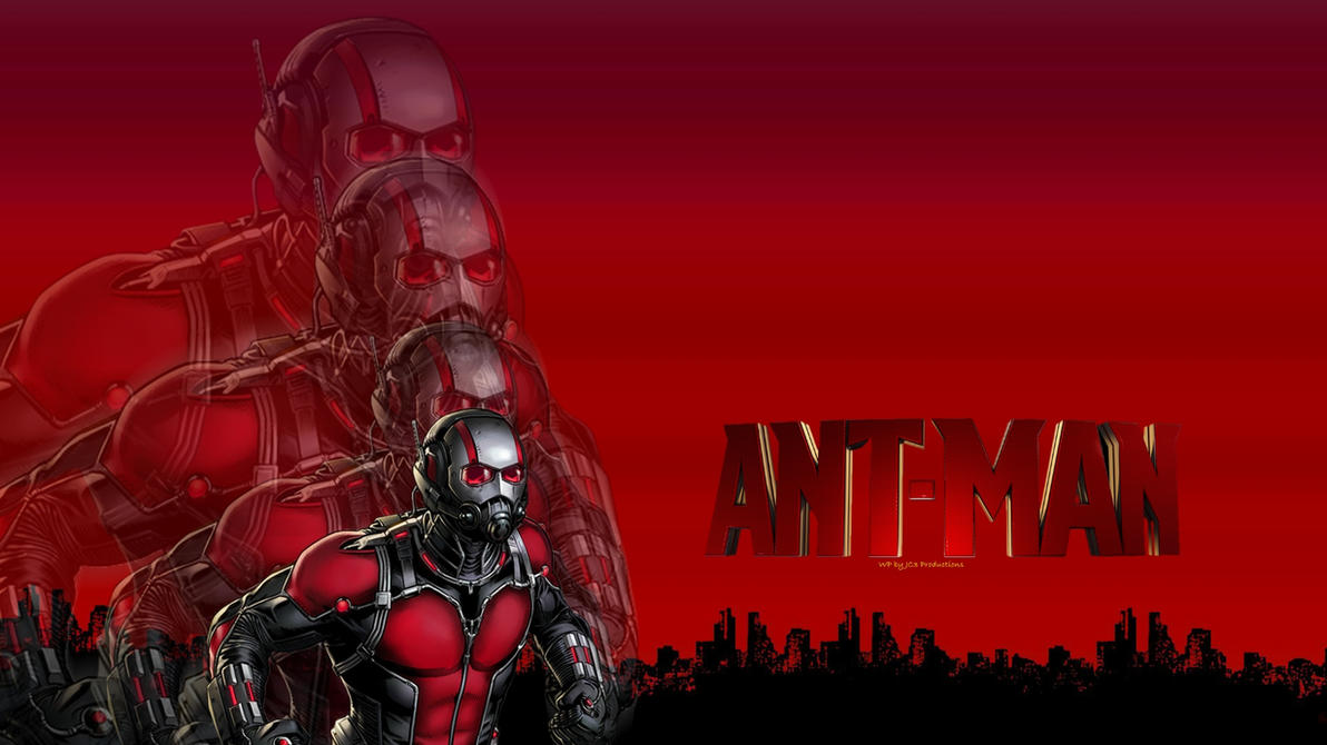 Ant-Man Wallpaper - Shrinking 3 by Curtdawg53