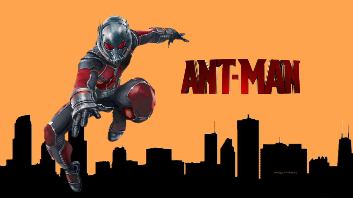 ANT-MAN  City 2 by Curtdawg53