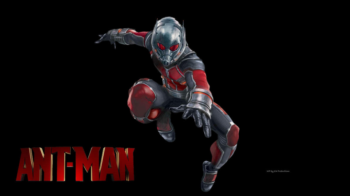 ANT-MAN  Dark by Curtdawg53