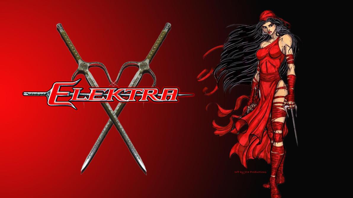 Elektra Wallpaper - ELektra 1 by Curtdawg53