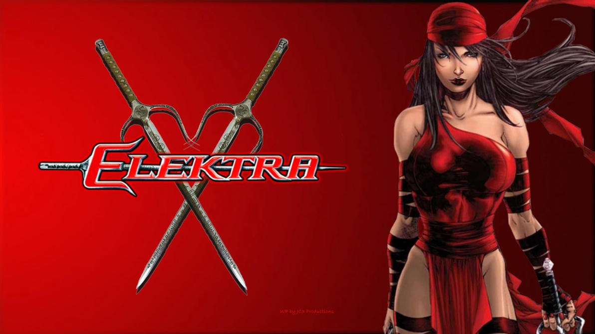 ELektra Wallpaper - 2a by Curtdawg53