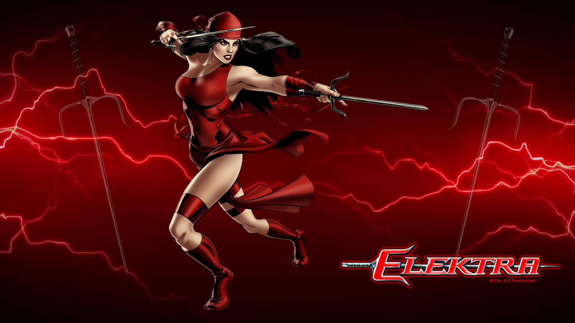 Elektra - Electric wallpaper. 2jpg by Curtdawg53