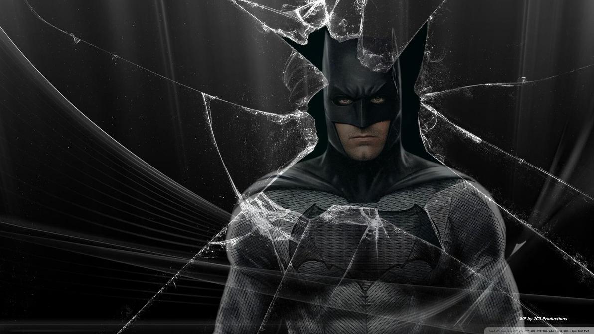 Batman Wallpaper - Broke It 2  wallpaper by Curtdawg53