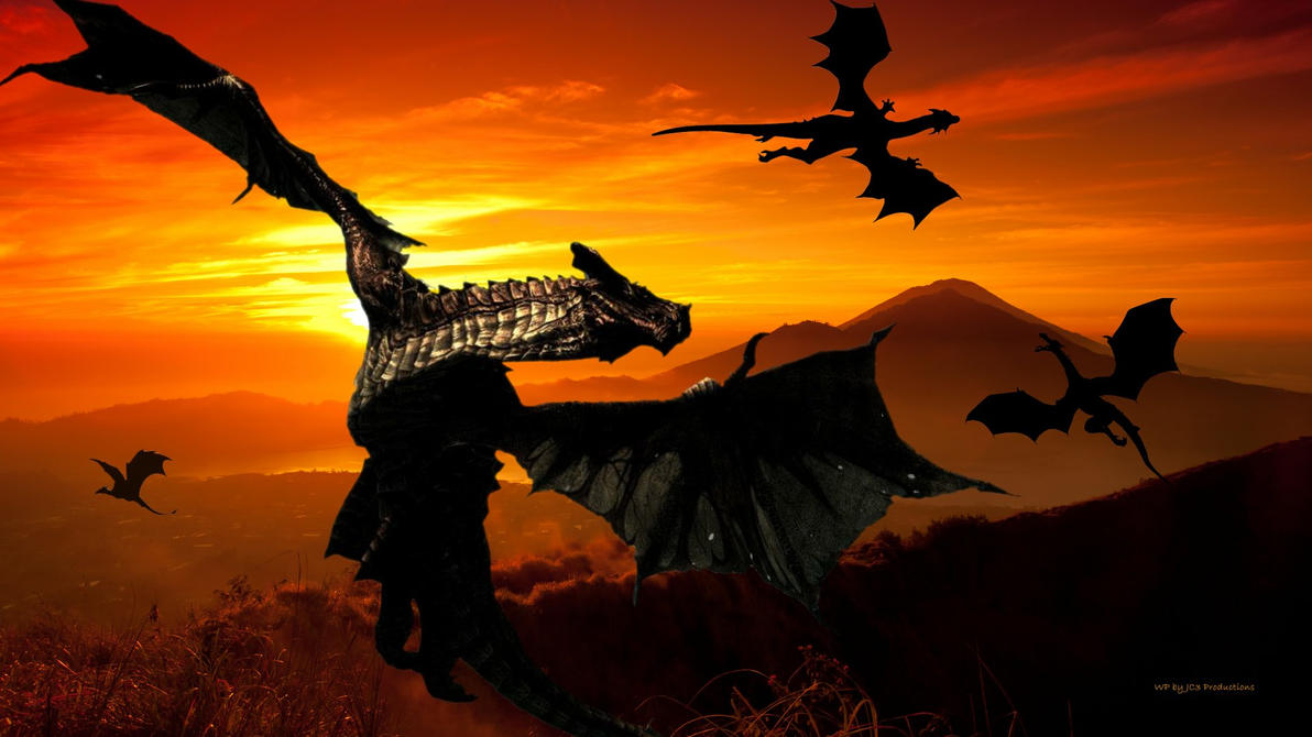 Dragon Wallpaper In Dragon Valley 2 by Curtdawg53