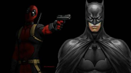 Batman Wallpaper - Out Of The Shadows