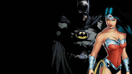 Wonder Woman and Batman 3