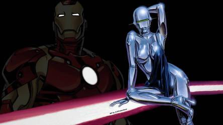 Iron Man and Iron Woman 2