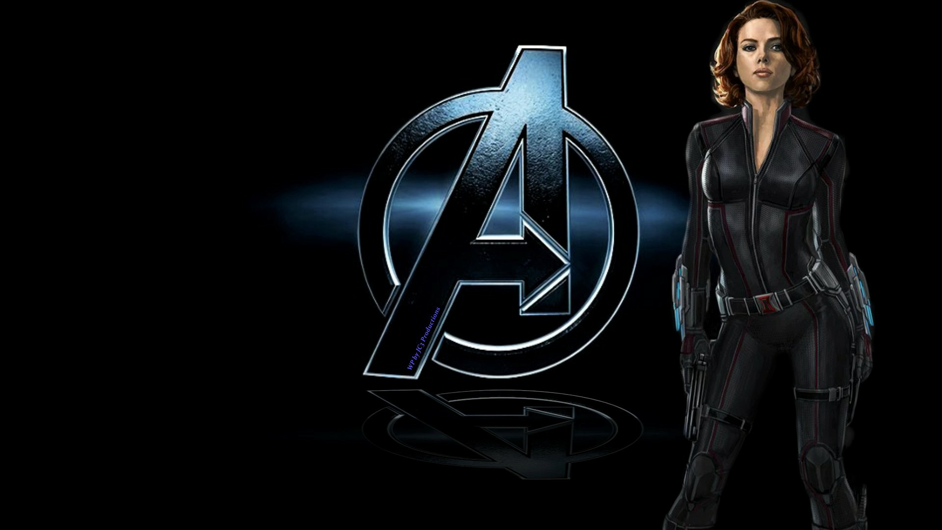 Black Widow Avenger Wallpaper By Curtdawg53 On Deviantart