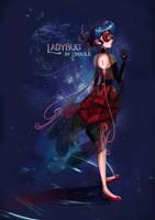 Miraculous Ladybug Fanart by Ghostle by GhostleArt